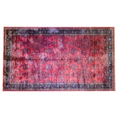 Wonderful Early 20th Century Sparta Rug