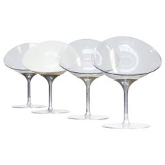 1970s Philippe Starck 'Eros' Chair for Kartell, Set of 4