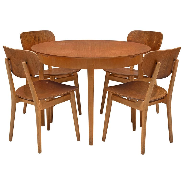 Cees Braakman for Pastoe Dining Set For Sale