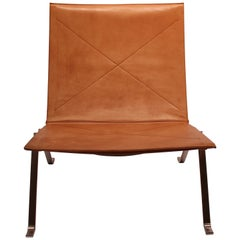 Easy Chair, Model PK22, Designed by Poul Kjærholm, 2016