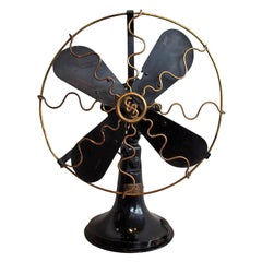 Modell MT 28N Bauhaus Fan Made by Siemens-Schuckert