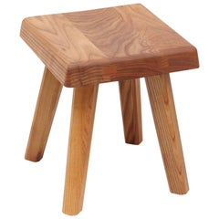 Pierre Chapo Elmwood Stool