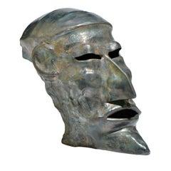 Mask N.4 Sculpture