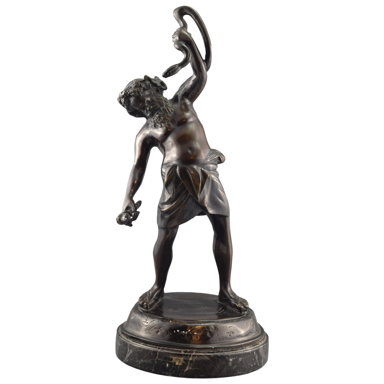 Mythological Figure Bronze