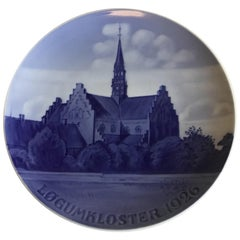 Royal Copenhagen Commemorative Plate from 1926 RC-CM242