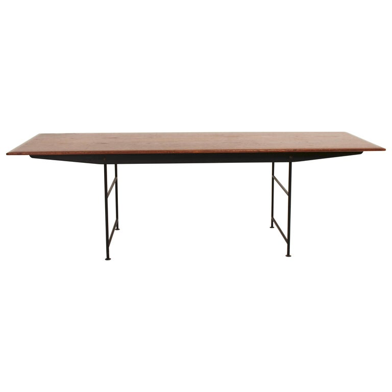Italian Vintage Coffee Table by Isa Bergamo, 1950s For Sale