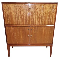 Russell Gordon Design Midcentury Rosewood Bar