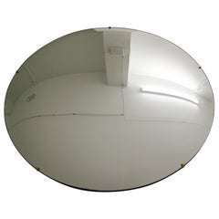 Crafted Frameless Silver Tinted Orbis™  Convex Mirror