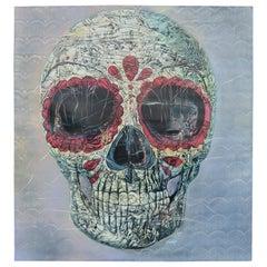 Candy Skull by Noel Dobarganes