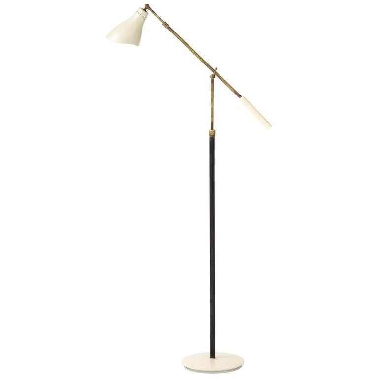 Arredoluce Rare Floor Lamp For Sale