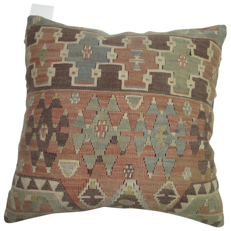 Kilim Pillow For Sale