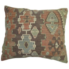Earth Color Kilim Pillow
