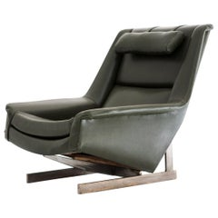 Italian Midcentury Skai Lounge Chair from Pizzetti, 1960s