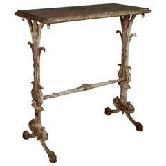 Coalbrookdale Cast Iron Conservatory Garden Table