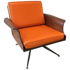 Mid-Century Modern Lounge Chair