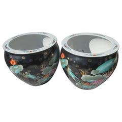 Chinese Fish Bowls