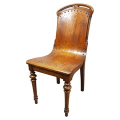 19th Century Gardner and Company Chair in Walnut