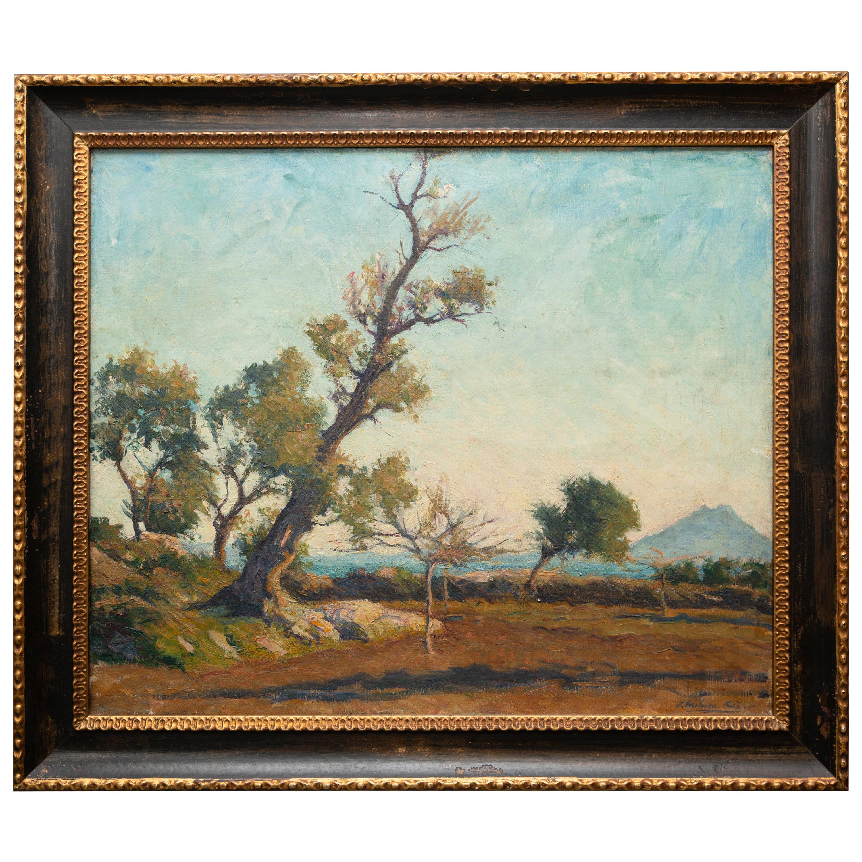 Oil Painting by Joseph Milner Kite
