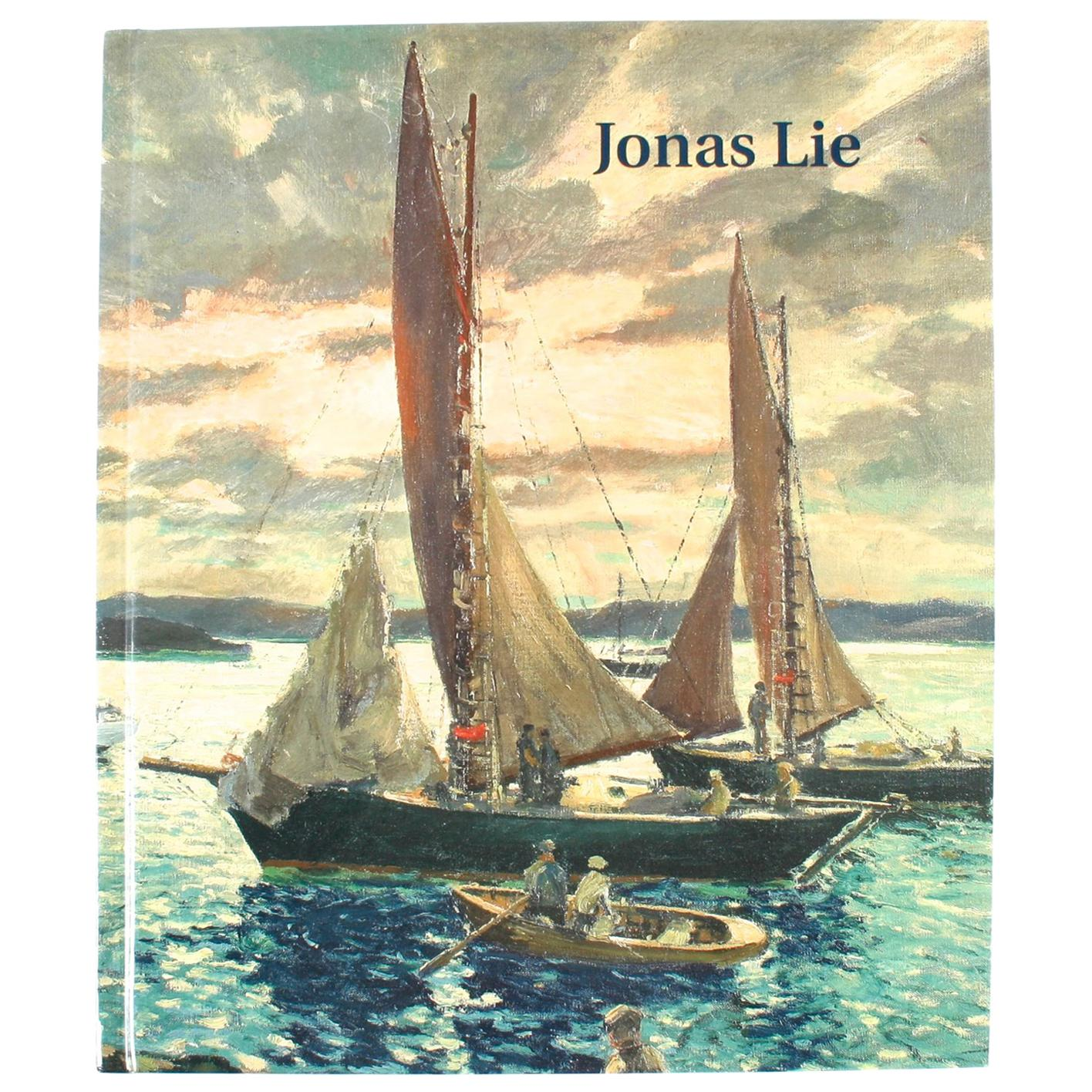 Jonas Lie, by William H. and Carol Lowrey Gerdts, First Edition