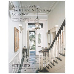 Sotheby's Savannah Style, the Ira and Nancy Koger Collection, 10/24/1998