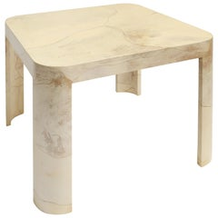 Parchment Game Table