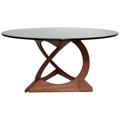 1960s Danish Teak Coffee Table by Georg Jensen
