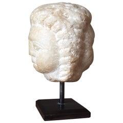 Roman Janus Head, circa 3rd Century AD