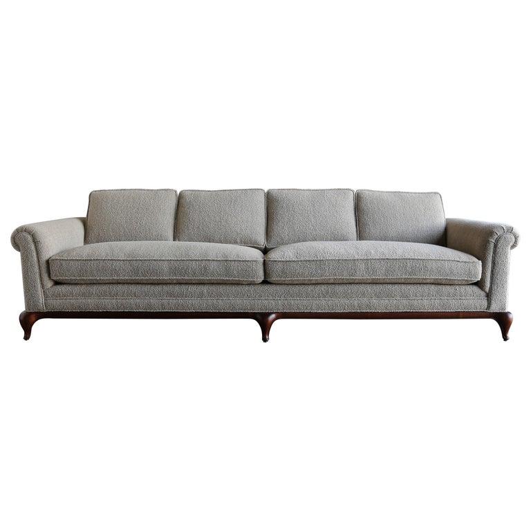 Maurice Bailey Deep Sofa for Monteverdi Young, circa 1965 For Sale