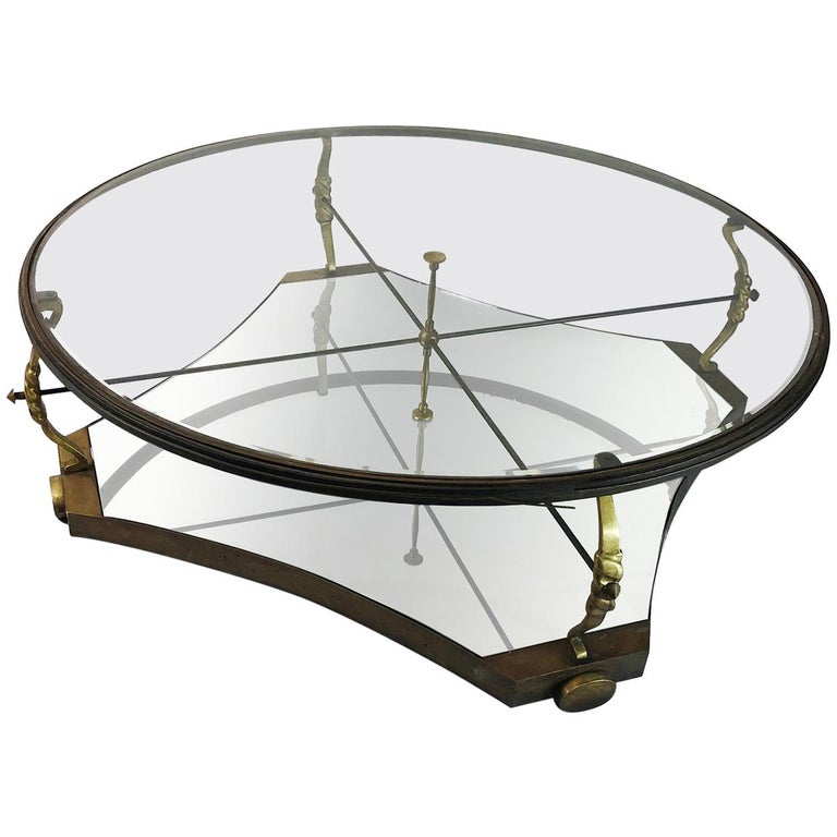 Mexican Modernist Cocktail Table by Arturo Pani For Sale
