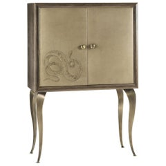 Eden Bar Furniture with Embroidery, Original Sin Collection, Italy