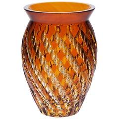 Modern Crystal Vase
