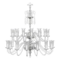 Diamante Neoclassical Handmade Crystal Chandelier II