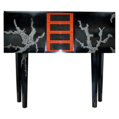 Coral Cabinet, Contemporary, Limited Edition
