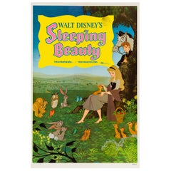 Sleeping Beauty Original American Film Poster, 1959