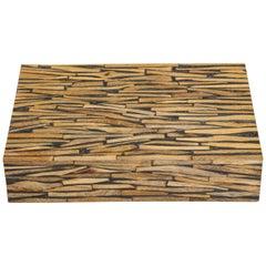 Driftwood Decorative Box