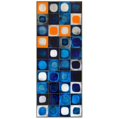 Roger Capron, Ceramic Tile Coffee Table, Vallauris France