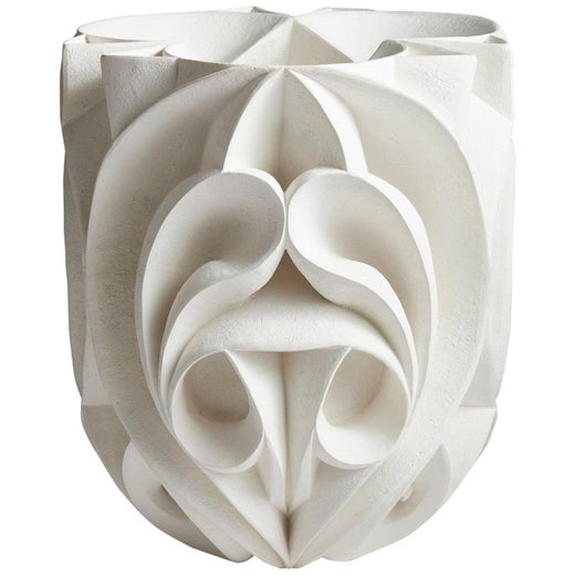 Contemporary Hand Carved Sculpture by Halima Cassell