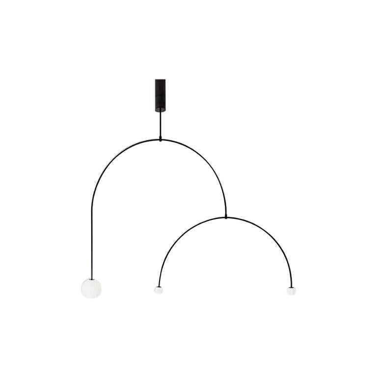 Michael Anastassiades, Mobile Chandelier 9, London, 2015 For Sale