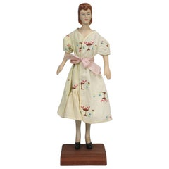 Miniature Department Store Mannequin, Used on a Display Counter
