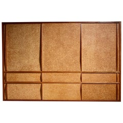 Charlotte Perriand Wardrobe Frontage from 1958