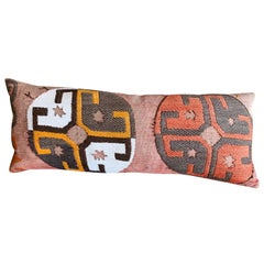 Antique  Handmade Oblong Pillow