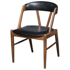 Rare Danish Armchair in the Style of Kai Kristiansen