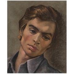 Rudolf Nureyev, 1965 portrait
