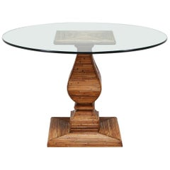 Vivai del Sud Dining Table in the Style of Gabriella Crespi