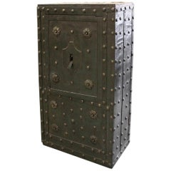 18th Century Large Iron Safe