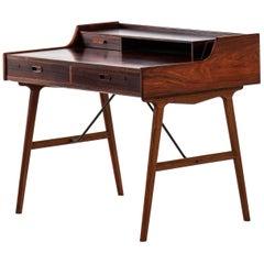Arne-Wahl Iversen Desk / Vanity Model 64 by Vinde Møbelfabrik in Denmark