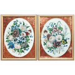 Pair of Early 19th Century Paintings