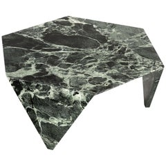 Small Table Ruche, in Marble Green Alps, Italy