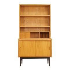 Bookcase Danish Ash Cabinet