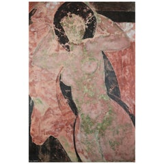 Lost Frescoes of St Magdalene